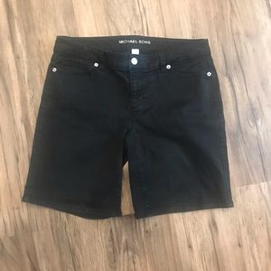Michael Kors black shorts